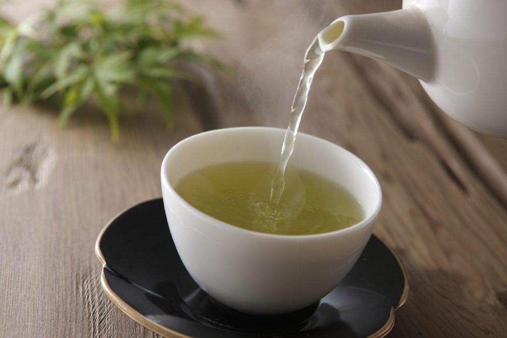 Grønn te en vidundermedisin